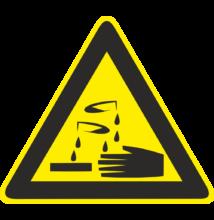 Maró anyag piktogram tábla