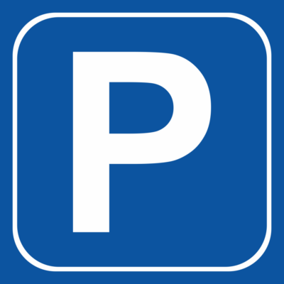 Parkoló tábla