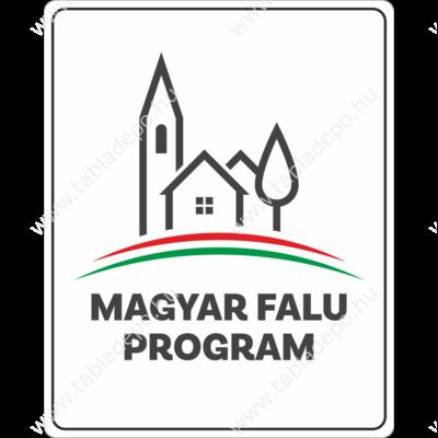 Magyar Falu Program  - falutábla