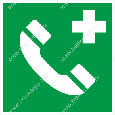 segélyhívó telefon, vészhívó telefon