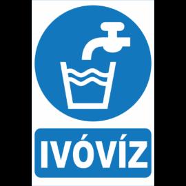 rendelkező jelek, ivóvíz tábla