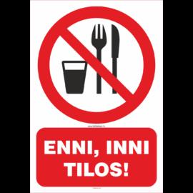 enni inni tilos tábla, matrica